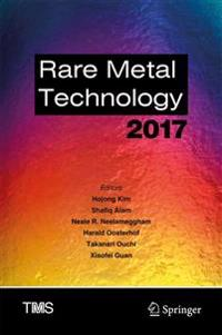 Rare Metal Technology 2017