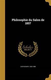 FRE-PHILOSOPHIE DU SALON DE 18
