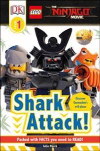 DK Readers L1: The Lego(r) Ninjago(r) Movie: Shark Attack!