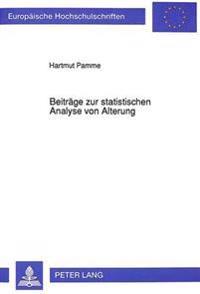 Beitraege Zur Statistischen Analyse Von Alterung