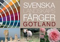 Svenska landskapsfärger Gotland