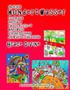 Jag Alskar Hundertwasser Coloring Book Inspirerad AV Fantastic Art Style of Hundertwasser Ursprungliga Ritningar Genom Surrealistiska Konstnar Grace D