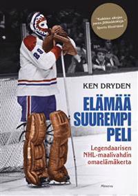 Elämää suurempi peli : Legendaarisen NHL-maalivahdin omaelämäkerta