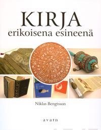 Kirja erikoisena esineenä