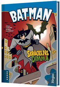 Batman skräckens dimma (BOK+CD)