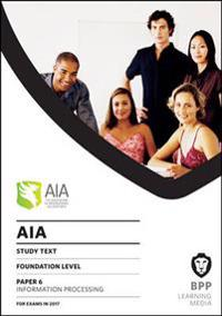 Aia 6 information processing - study text