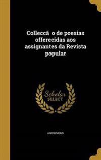 POR-COLLECC A O DE POESIAS OFF
