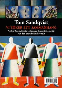 Vi söker ett sammanhang : Arthur Segal, Sonia Delaunay, Kasimir Malevitj och den östjudiska shtetteln