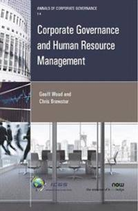 Corporate Governance and Human Resource Management