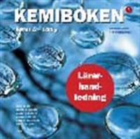 Kemiboken A 100 p,  Lärarhandledning