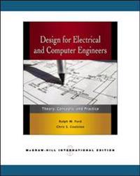 Design for Electrical and Computer Engineers