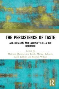 Persistence of Taste