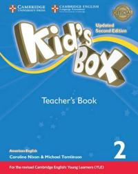 Kid's Box Level 2 Teacher's Book American English
