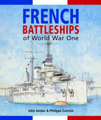 French Battleships of World War One