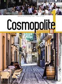 Cosmopolite 1. Kursbuch mit DVD-ROM