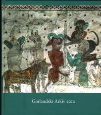 Gotländskt Arkiv 2010 -  pdf epub