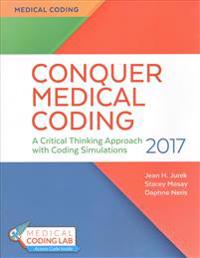 Conquer Medical Coding 2017 + Workbook + Aapc 2017 ICD-10 + Aapc 2017 Proc Coding + Aapc 2017 HCPCS