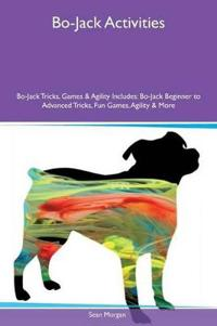 Bo-Jack Activities Bo-Jack Tricks, Games & Agility Includes