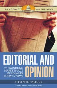 Editorial And Opinion