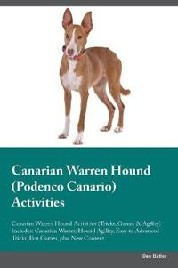 Canarian Warren Hound (Podenco Canario) Activities Canarian Warren Hound Activities (Tricks, Games & Agility) Includes