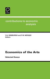 Economics of the Arts