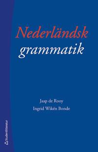 Nederländsk grammatik