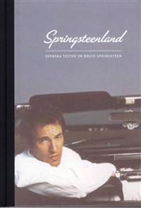 Springsteenland : svenska texter om Bruce Springsteen