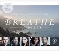 Breathe Bible Audio New Testament-NLT