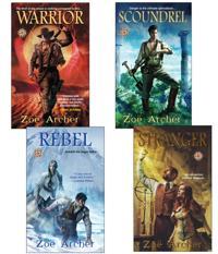 Blades of the Rose Bundle: Warrior, Scoundrel, Rebel, & Stranger