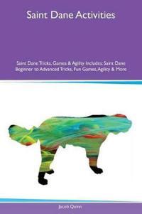 Saint Dane Activities Saint Dane Tricks, Games & Agility Includes