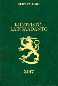 Kiinteistölainsäädäntö 2017