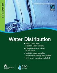 WSO Water Distribution, Grades 1 & 2