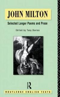 Selected Longer Poems and Prose