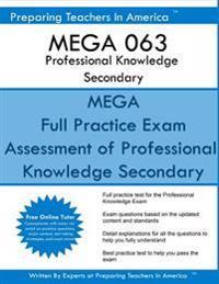 Mega 063 Professional Knowledge Secondary: Missouri Educator Gateway Assessments