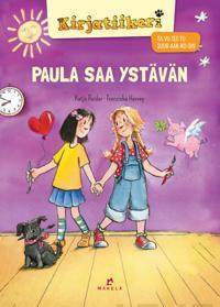 Paula saa ystävän