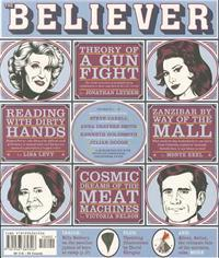 The Believer Issue 84