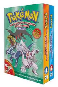 The Complete Pokemon Pocket Guides Box Set
