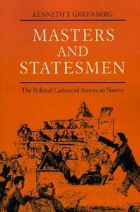 Masters and Statesmen