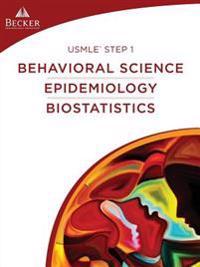 USMLE Step 1 Behavioral Science (Bundle - Ed. 1)
