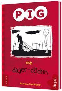 Pig och diger-döden (BOK+CD)