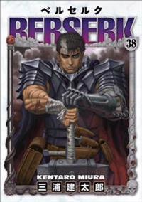 Berserk Volume 38 - Kentaro Miura - böcker (9781506703985)     Bokhandel
