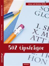 502 tipsfrågor