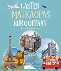 Lasten matkaopas Eurooppaan