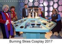 Burning Skies Cosplay 2017 2017