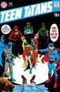 Teen Titans the Bronze Age