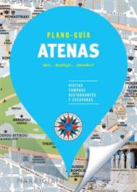 Atenas. Plano Guia 2017