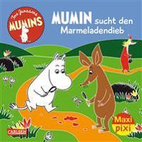 Maxi-Pixi Nr. 236: VE 5 Mumin sucht den Marmeladendieb