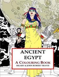 Ancient Egypt: An Adult Colouring Book