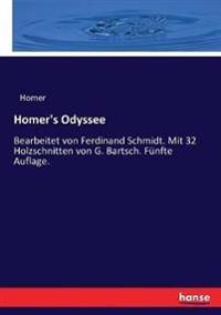 Homer's Odyssee