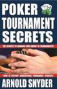 Poker Tournament Secrets